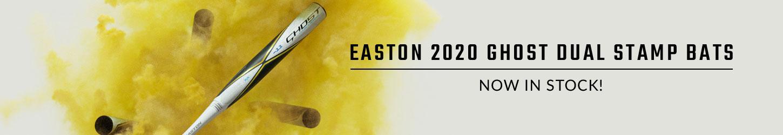 Easton 2020 Ghost Dual Stamp Softball Bats