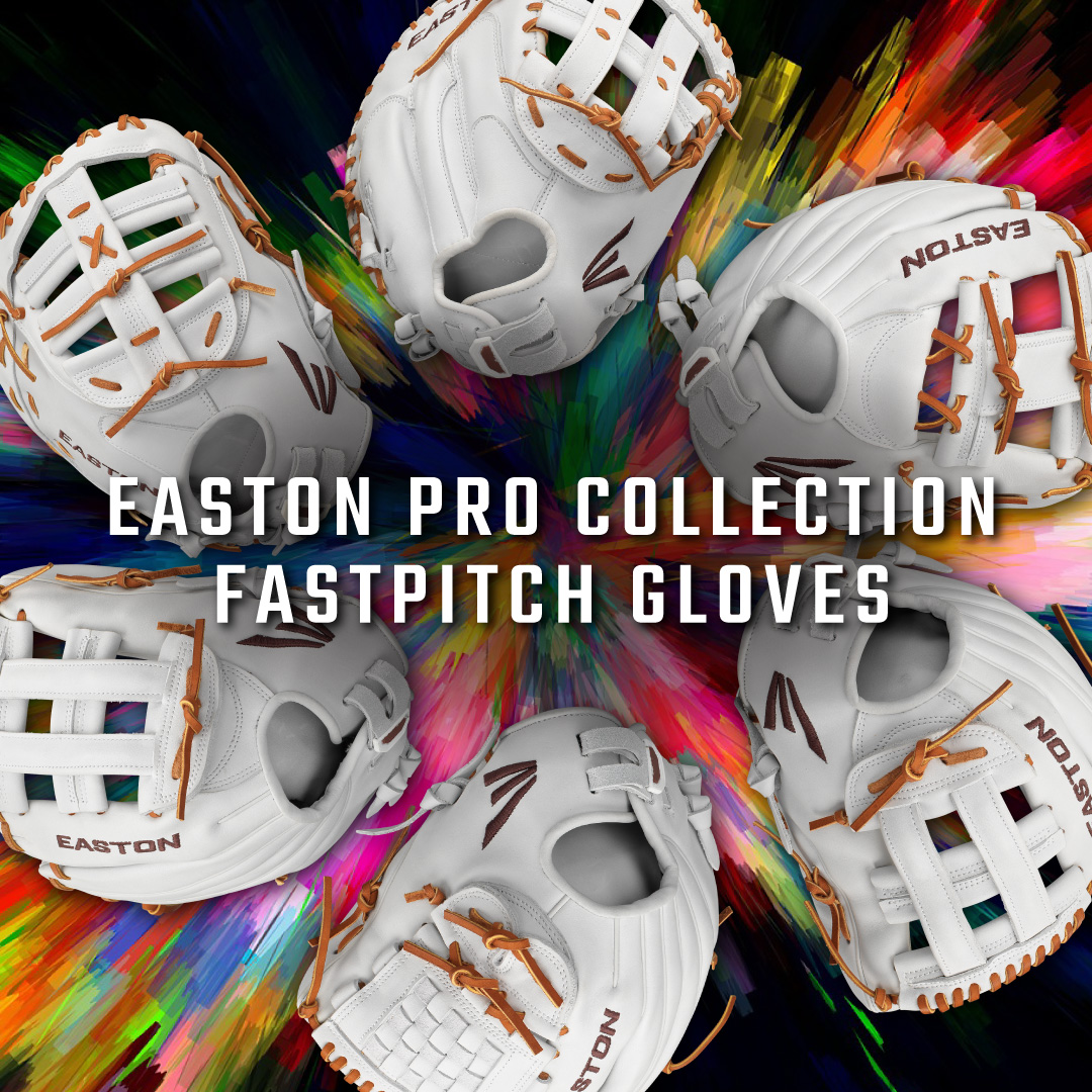 Easton Pro Collection Fastpitch Gloves