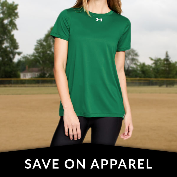 Featured Softball Apparel