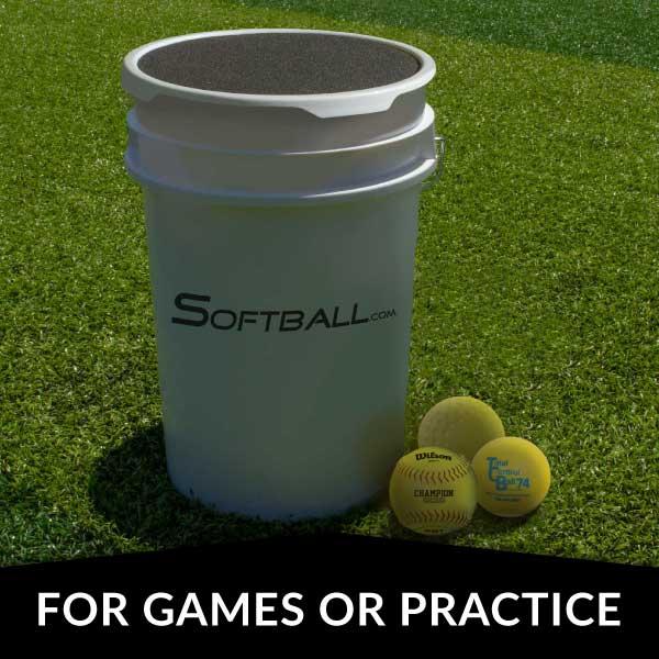 Softball Training Balls
