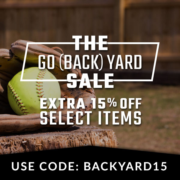 The Go (Back) Yard Sale