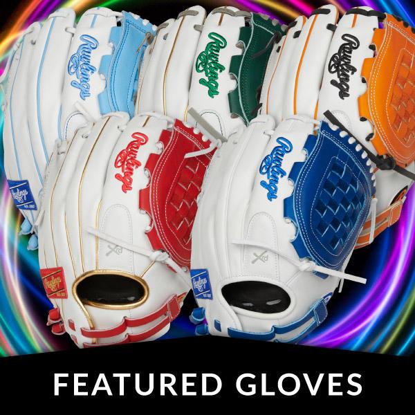Featured Softball Gloves