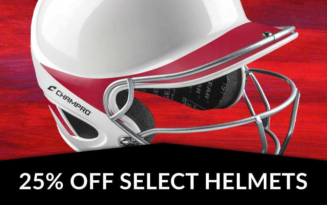 Softball Helmets On Sale