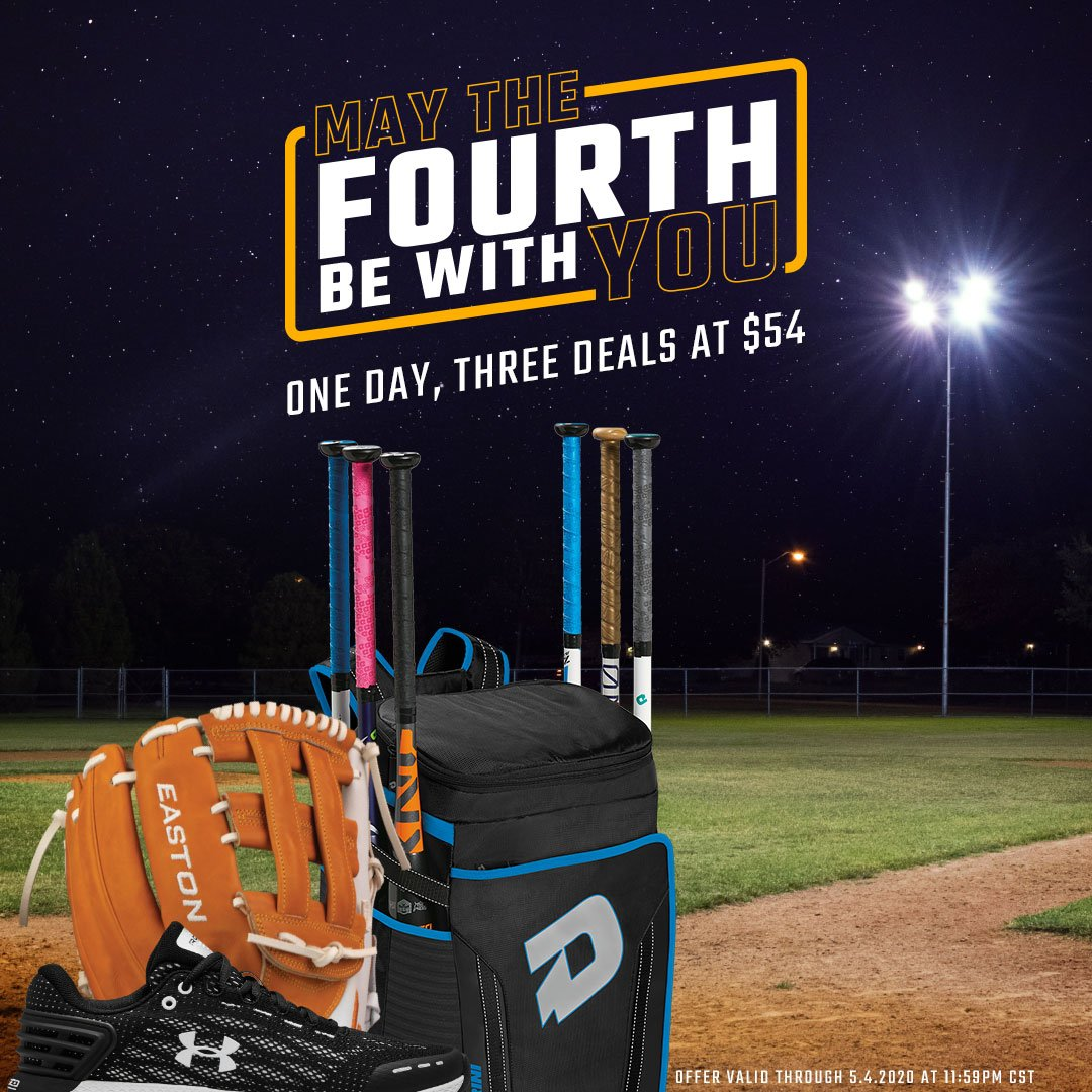 May The Fourth Be With You - One Day, Three Deals