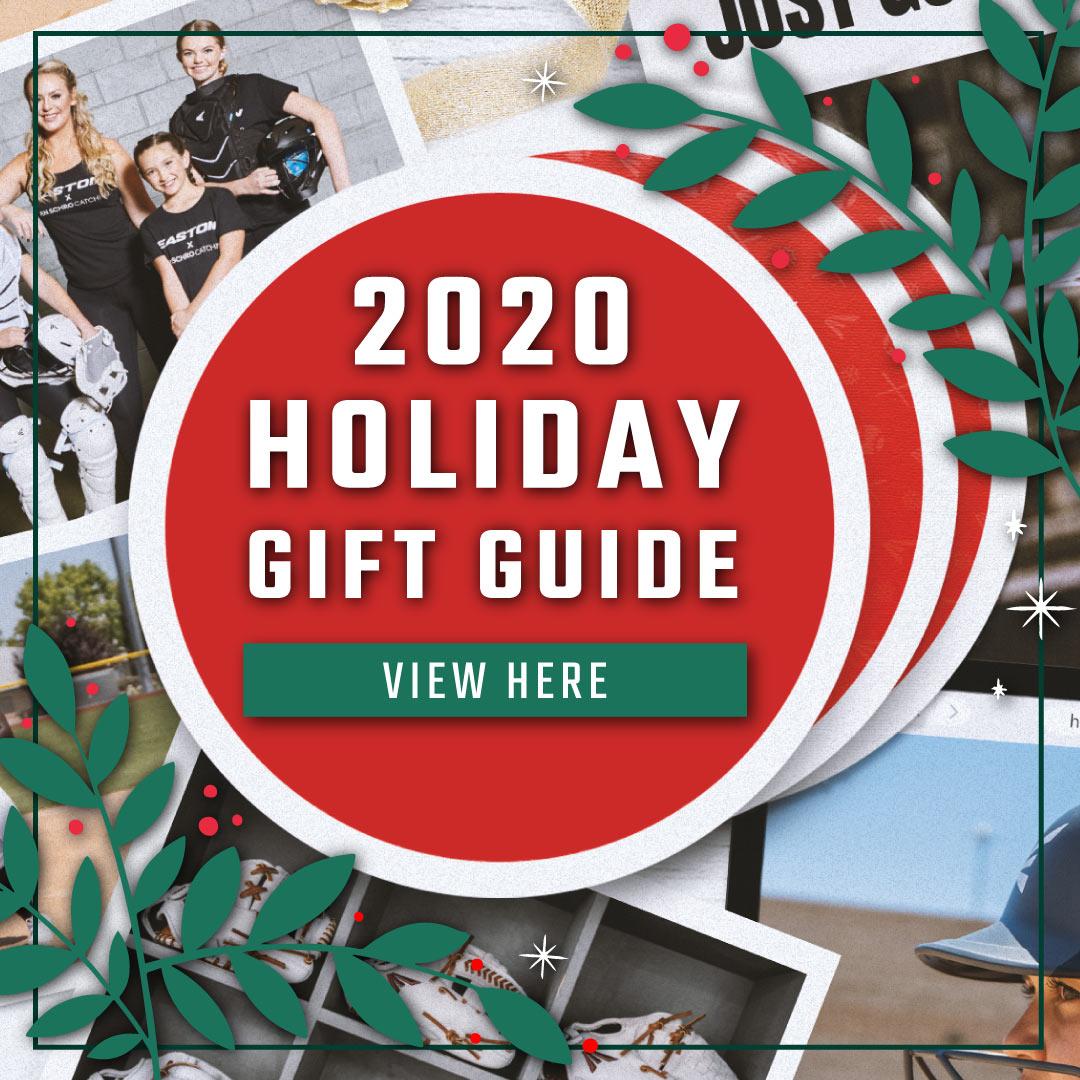 2020 Softball Holiday Gift Guide Catalog